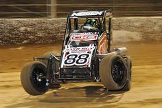 CRC synergy midget Sprint Car Racing, Dirt Track Racing, Race Cars, Chili, Cushion, Crown, School, Silver, Life