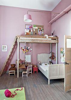 Pastel Inspiration Kid's Bedroom