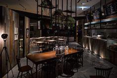 Café Showroom By Mw Design Taipei Taiwan Retail Blog Cafe Bar