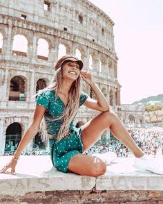Mylifeaseva - Eva Gutowski - Rome, Italy Source by Beatriceremi outfits Rome Outfits, Italy Outfits, Travel Outfits, Rome Travel, Italy Travel, Rome Photography, Flash Photography, Inspiring Photography, Photography Tutorials