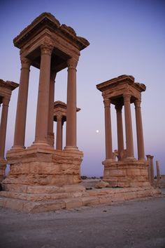 Palmira, Siria.