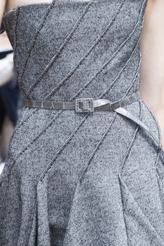 Christian Dior at Couture Fall 2017 (Details)