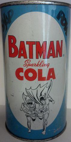 Batman Cola