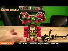 Lego Atlantis Atlantis, Lego, Youtube, Legos, Youtubers, Youtube Movies