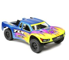 22SCT TLR334001 Team Losi Racing Sway Bar Kit  Front