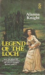 Alanna Knight - Legend of the Loch