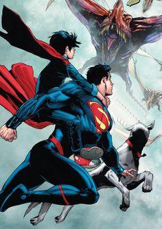 Jon Ken / Superboy