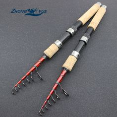Compare Discount Carbon M power lure - Portable Telescopic Fishing Rod Spinning Fish Hand Fishing Tackle Sea Rod Portable Fishing Rod, Cheap Fishing Rods, Ice Fishing Rods, Sea Fishing, Fishing Bait, Fishing Tackle, Spinning Rods, Hand Spinning, Spinning