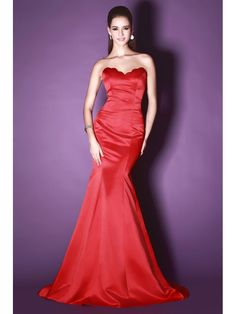 Weddings & Events United Pink Red Long Evening Gowns Vintage Backless Prom Dresses 2017 Vestido De Noche Satin Floor Length Abendkleider Robe De Soiree We Take Customers As Our Gods
