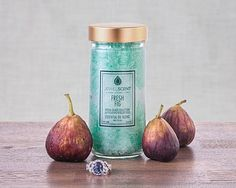 Aroma beads, for when you can't light candles, or if you're just the kind of person who pours out the cereal to get to the prize. A ring valued from $10-$7,500 is in every scent!   Fresh Fig Aroma Beads for $20.00 at JewelScent.com
