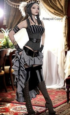 steampunk cheshire cat costume - Buscar con Google