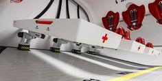 DNS10, scifi, helicopter, futuristic rescue, robot