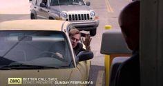 BETTER CALL SAUL Season 1 | CLIP Saul meets Mike | NO PARKING | HD