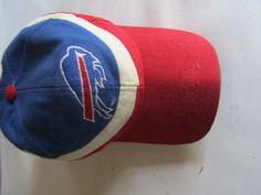 Vintage Buffalo Bills Hat Signed Jim Kelly #BuffaloBills