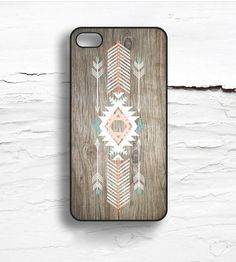 Geometric Faux Wood iPhone Case | Collections iPhone | Hello Nutcase | Scoutmob Shoppe | Product Detail