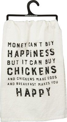 Our collection of farm inspired dish towels are perfect for any farmhouse!