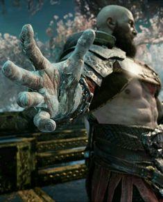 GAME OF THE YEAR 🎉🎉🎉🎉 Geeks, God Of War Game, Kratos God Of War, Action Poses, Naruhina, Nerd Geek, Game Art, Thor, Video Games