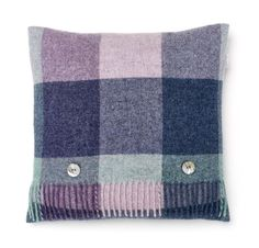 Afghans & Throw Blankets Special Section Sale Bronte By Moon 100% Pure Merino Wool Multi Spot Grey Pastel Throw Brand New With Traditional Methods Home & Garden