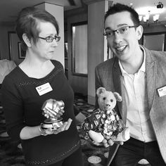 Networking #rocks if you can have fun with @tedthemktbear when having your photo taken winning the big 60 second trophy prize. Are you capable of showing your fun side when networking #today? :-) #staffordshire #stafford #networking #stoke #mentoring #referral #marketing #reputation #building #socialmedia #focus #wordofmouth #leadgeneration #leads #fun #BforB #BRNUK #cannock #business #growth #startups #entrepreneurs #trophy #breakfast #teddybear