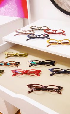 7ad09e1a9a Vintage Eyewear at Spectaculars Showroom