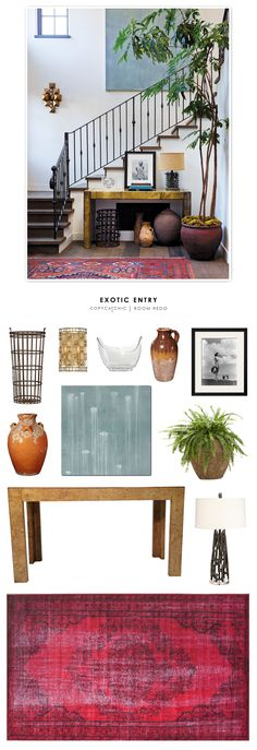 Copy Cat Chic Room Redo   Exotic Entry