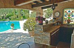 Outdoor eating area | Villa Stefna, Golfe Juan, Alpes-Maritimes