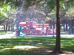 Details about the parks and playgrounds available in Estell Manor Park in Atlantic County, New Jersey.