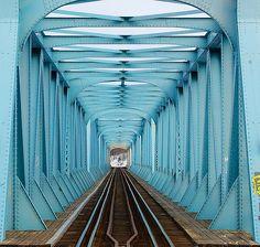 The World's Best Photos of silta Railroad Bridge, Railroad Photography, Sculpture, World Best Photos, Skull Art, Pathways, Decoration, Roads, Sweden