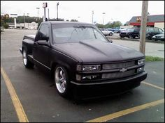 This car is my most desired ride. 1993 Chevy Silverado, Silverado Truck, Chevy Stepside, Chevy Ss, Chevy Pickup Trucks, Gm Trucks, Chevy Pickups, Chevrolet Silverado, Silverado 1500