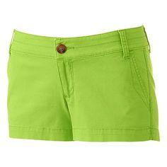 SO Shortie Shorts - Juniors