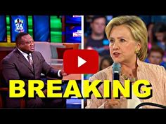 Hillary Having Panic Attack After Black Leader Exposes Her Lies For All To See … GAME OVER - YouTube