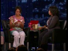 Laga Handbags on Oprah show