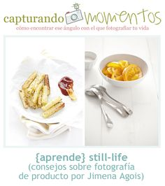 Consejos sobre fotografía de producto, de la mano de Jimena Agois. {Still-life photography tips by Jimena Agois} (spanish)