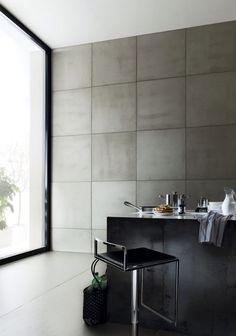 Concrete walls!)))
