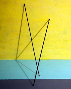 shadow/stick Erin O'Keefe