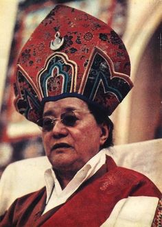 Dudjom Rinpoche (1904-1987) Terton, poet, and Vajrayana pioneer in the west, Dudjom Rinpoche was one of the primary teachers of my teachers. Khenpo Tsewang Dongyal served His Holiness directly as an attendant and translator for five years. KPSR received most of the transmission of Nyingma kama and the entire terma from Dudjom. HH also gave him all transmissions on the Guhyagarbha, as well as all empowerments, reading transmissions, and oral instructions of the Dudjom Tersar.