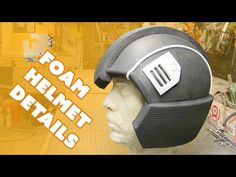 Adding Details to the Basic Foam Helmet: Punished Props Adding Details to the Basic Foam Helmet Hello! We're Bill & Brittany Doran from…