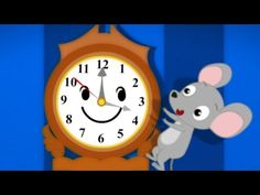 Hickory Dickory Dock | Nursery Rhyme - YouTube Hickory Dickory Dock, Beginning Of Kindergarten, Finger Plays, Tree Tops, Teaching Math, Nursery Rhymes, Early Childhood, Kids Tv, Activities
