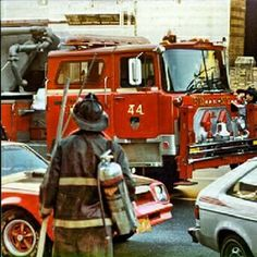 FDNY Tower Ladder 44 #ThrowbackThursday