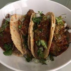 Tacos de lengua fáciles @ allrecipes.com.mx