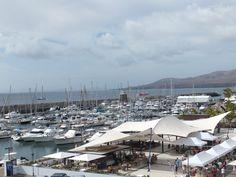 Lanzarote: Puerto Calero - ein Hafenbesuch