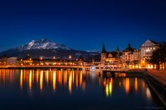 Lucerne by Samit Muangsombut on 500px