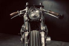 James Crowe's Honda CB750 cafe