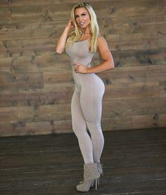 Fitnessmodel Lauren Kagan