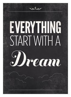Inspiring Quote print Typography poster  by NeueGraphic on Etsy