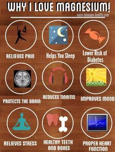 The Signs of Magnesium Deficiency are apparant when you know what to look for.Symptoms of magnesium deficiency are easy to see Magnesium Benefits, Magnesium Oil, Health Benefits, Health Tips, Food With Magnesium, Magnesium Foods, Magnesium Supplements, Oil Benefits, Calendula Benefits