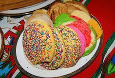 Fiesta. Colorful Mexican Bread for my Mexican fiesta Party!