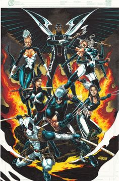 Os Fabulosos X-Force.