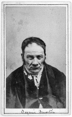 Portraits from an English 'lunatic asylum' circa 1869