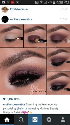 Motives cosmetics